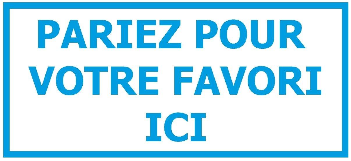 PARIEZ ICI site